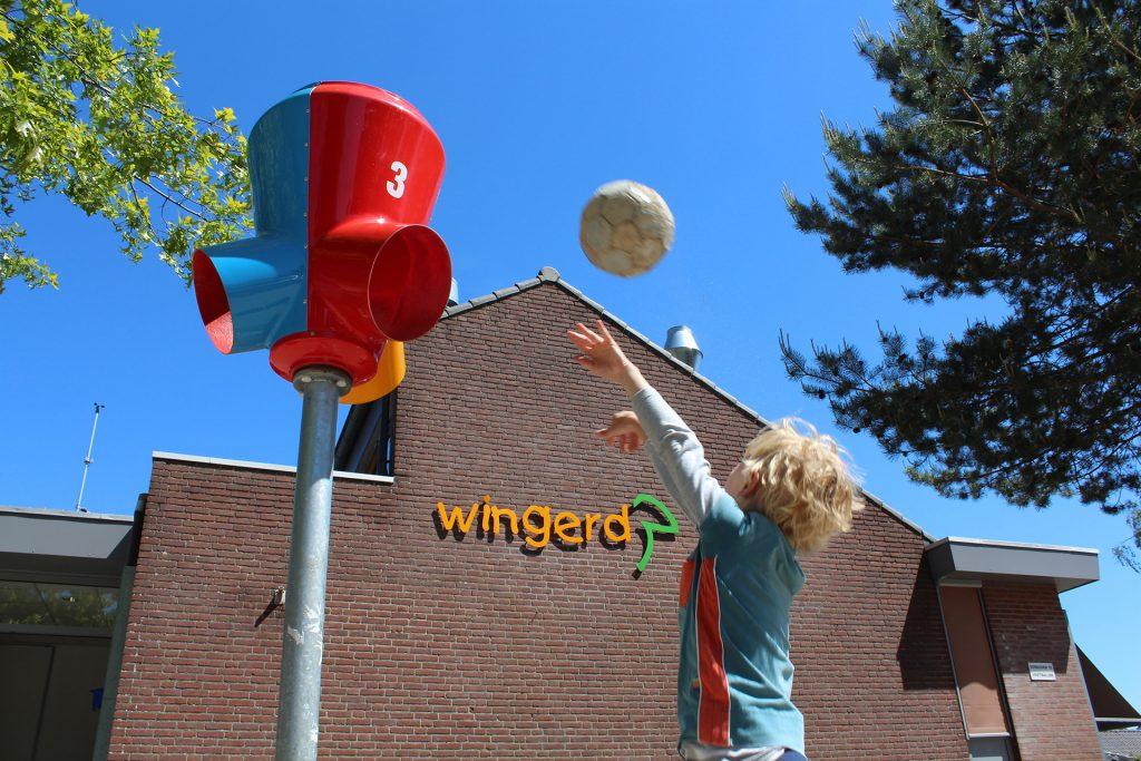 Basisschool de wingerd - spelen