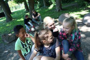 Basisschool de wingerd - buiten spelen