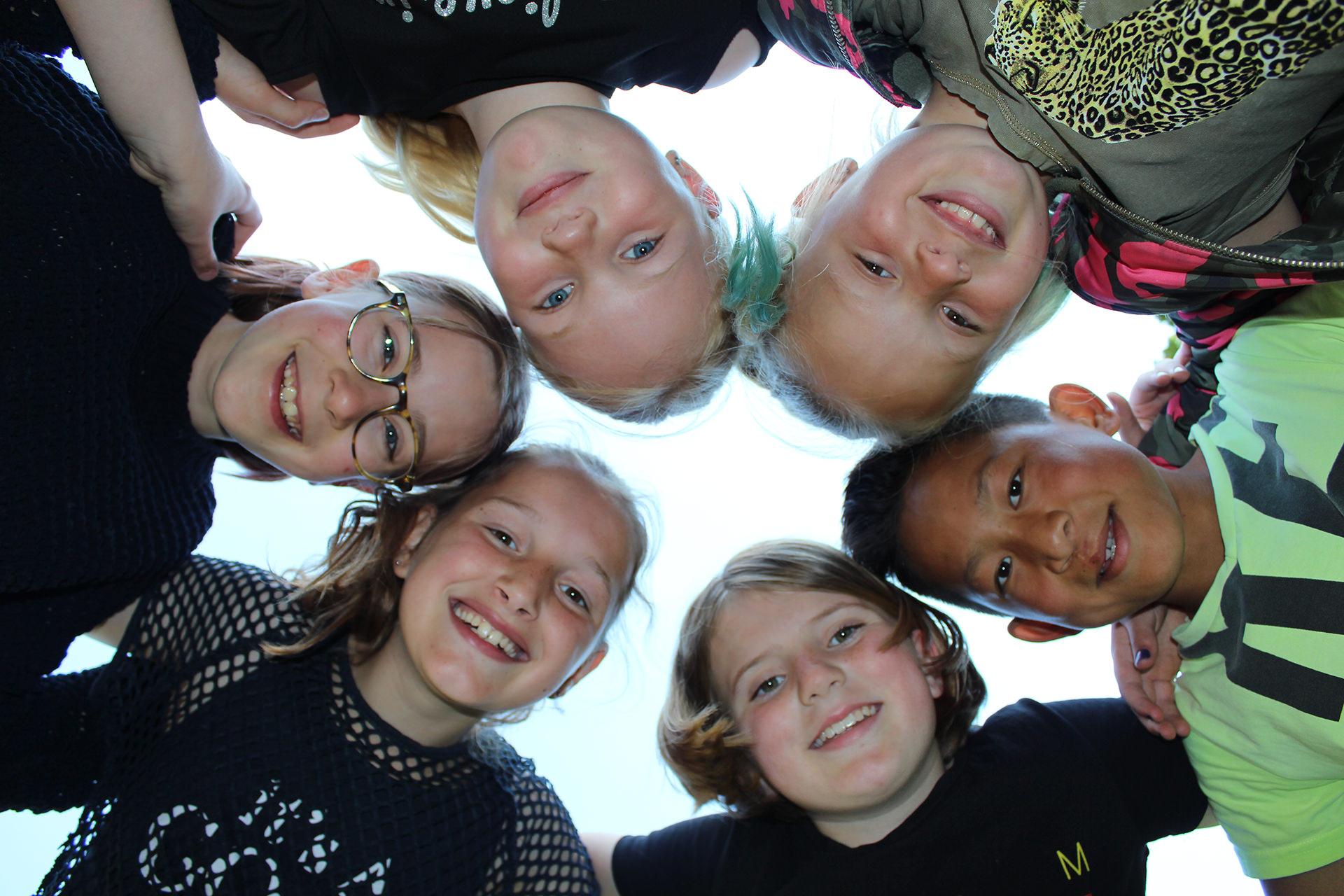 Basisschool de Wingerd - leerlingen kring