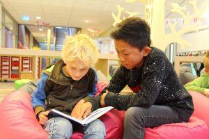 Basisschool de wingerd - boekje lezen