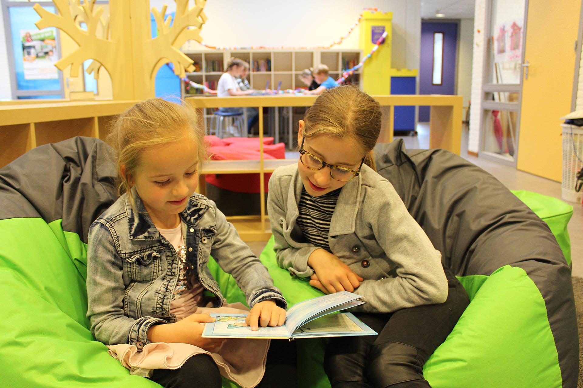 Basisschool de Wingerd - lezen